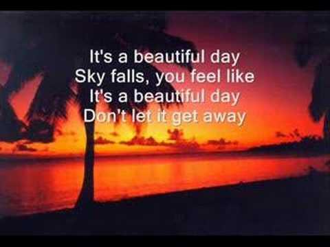 Sanctus Real – Beautiful Day Lyrics | Genius Lyrics