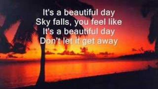 Watch Sanctus Real Beautiful Day video