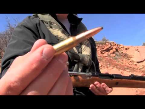7mm Mauser Show And Tell (HD)