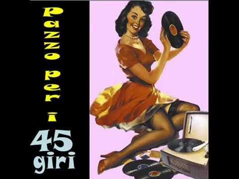 45 giri - Connie Francis - Tango della gelosia