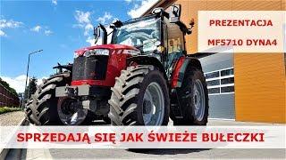 Massey Ferguson 5710 Dyna4 (19r) - Rolnik Szuka Traktora (Szczegółowa Prezentacja) ||52