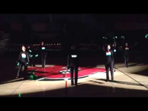 Arvada High School Poms Homecoming Routine (2013-2014)