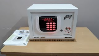 Electronic Digital Locker For Home   Godrej Security Solutions Access Electronic Safe - Seec9060