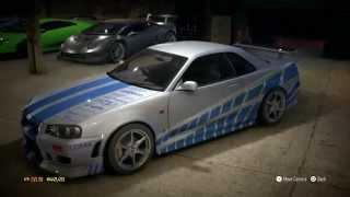 Nissan Skyline Gtr R34 Top Speed Mph