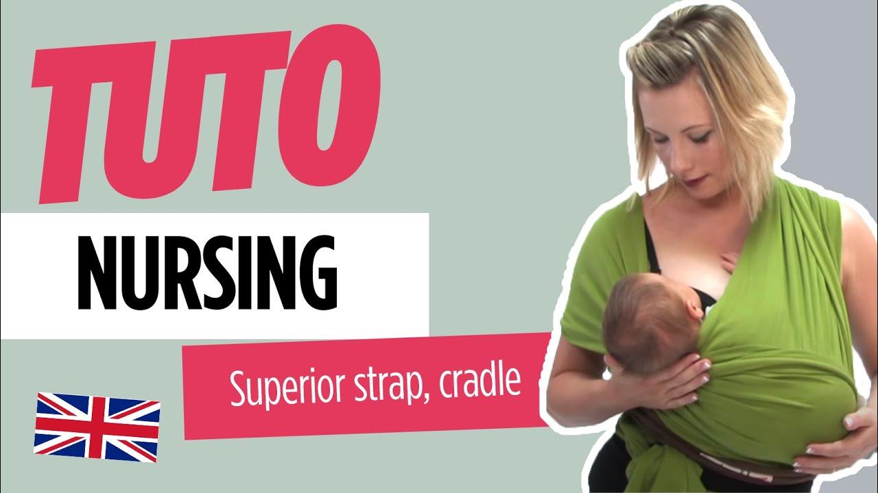 Baby Wearing Love Radius Baby Wrap Cradle Nursing In Superior