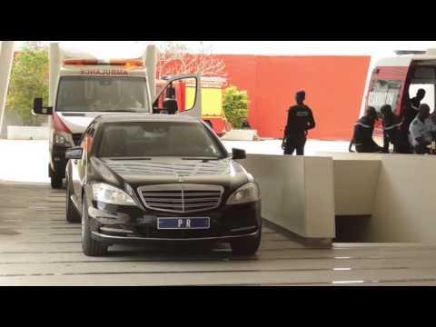 CI: La sécurité autour de Ouattara