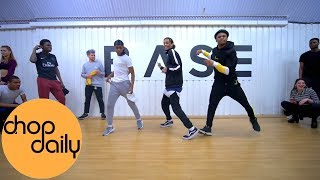 Gambar cover Chop Daily x Wusu x MMorgan - Zanku Love (Afro In Heels Dance Video) | Patience J Choreography