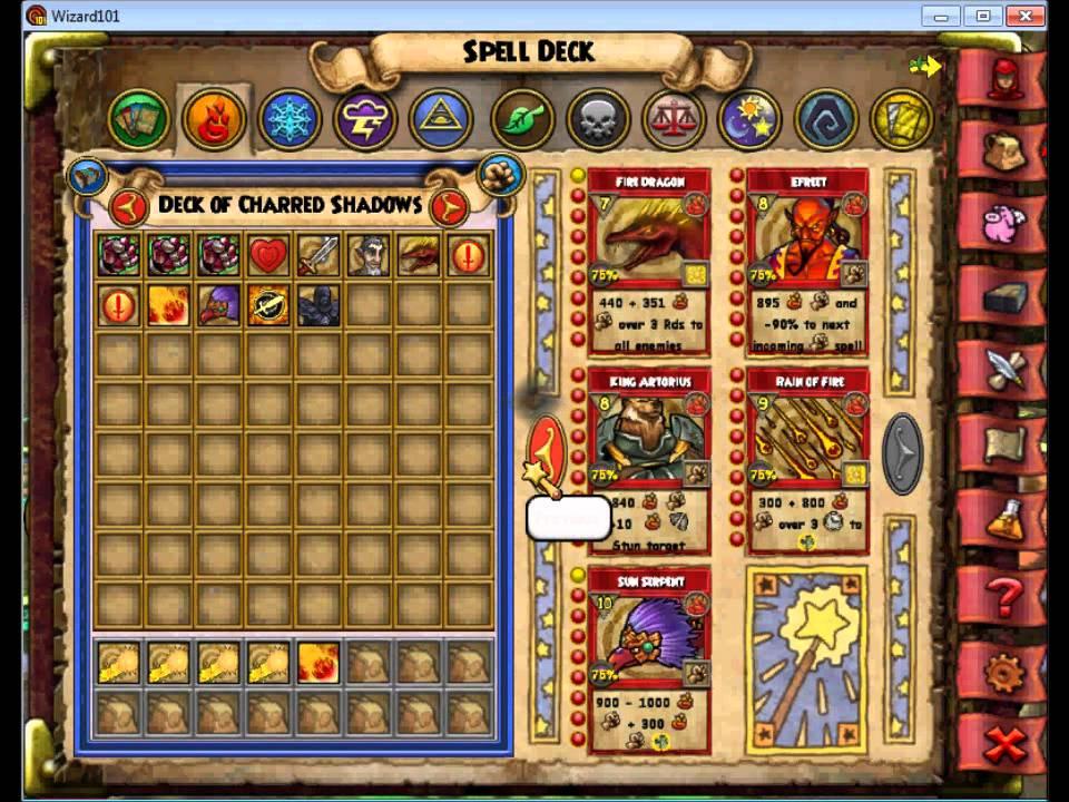 Farming Mount Olympus on Wizard101