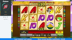 Quest For Gold - Mega win