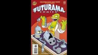 Komik Digital FUTURAMA
