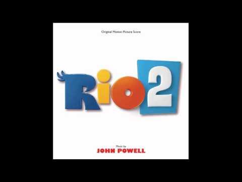 03 - Rio 2 OST - Você Chegou (German)