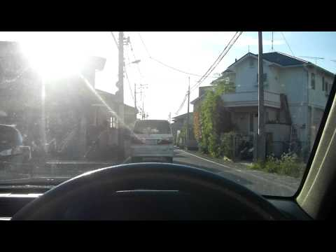 Driving around Japan, Saitama, Ageo-shi