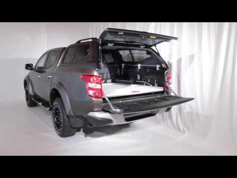 Sliding Tray WORKS Fiat Fullback