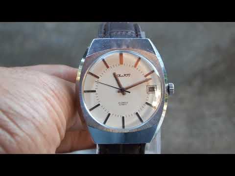 Vintage Poljot (Полёт) 17 Jewels USSR Mechanical Watch.