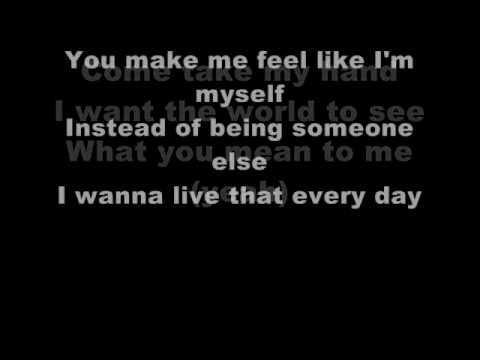 Sterling Knight -  What You Mean To Me (with lyrics)
