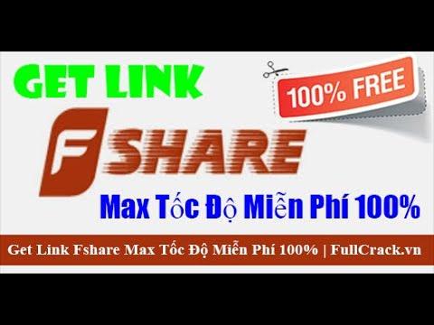 Get link fshare