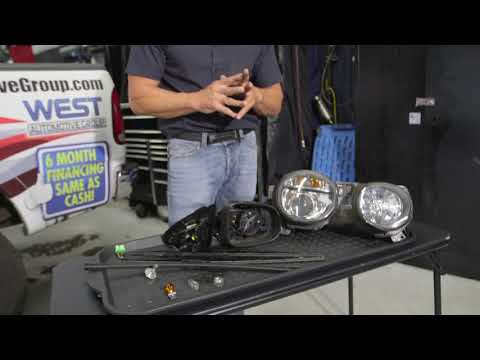 Lights, Wipers & Other Safety Items