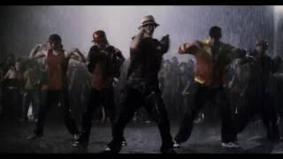 Финальная сцена фильма Шаг вперед 2  Улицы  Танец под дождем=