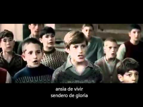 Vois sur ton chemin (Los Coristas, subtitulada en español)