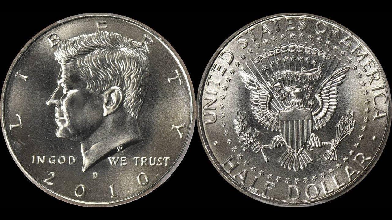 2017-D  Kennedy Half-Dollar Coin