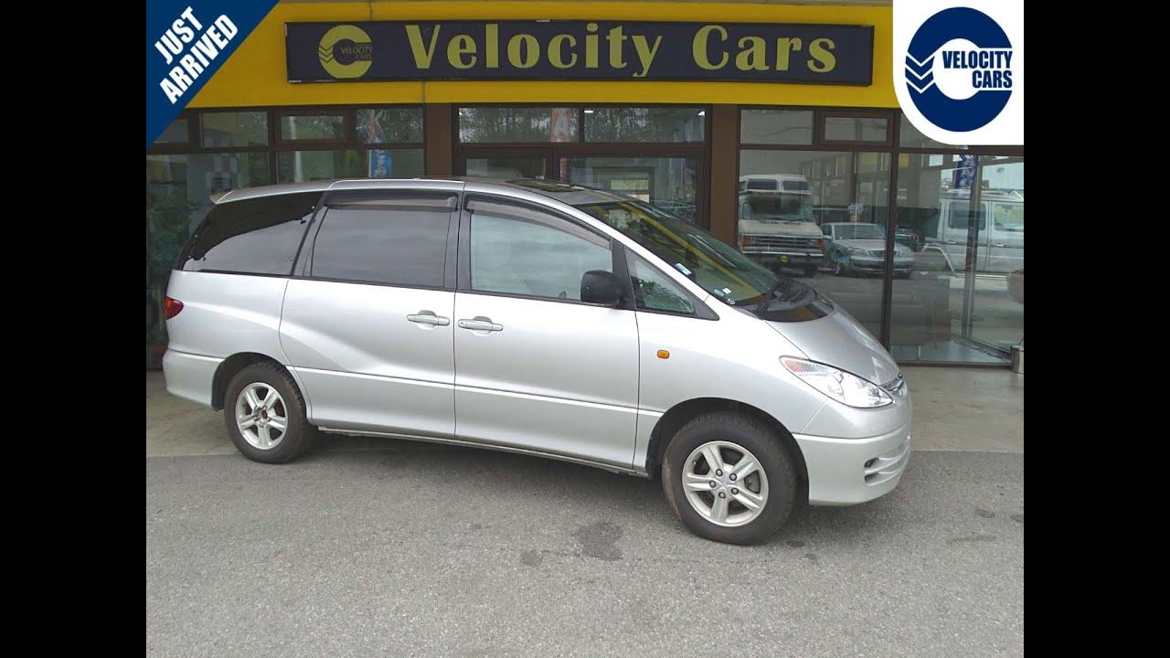 01ac31e10d 2000 Toyota Previa 3.0L 70K s 4WD 7 Seats for sale in Vancouver
