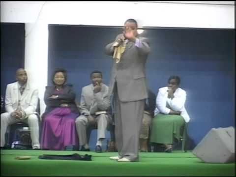 "Bishop Mpendulo Brian Nkambule""I can not fall"" @ Gods Army Crusade"