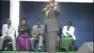 "Bishop Mpendulo Brian Nkambule""I can not fall"" @ Gods Army Crusade"
