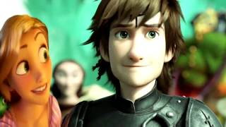 hiccup and rapunzel hiccunzel are you gonna be my girl