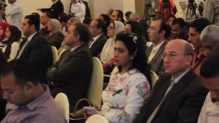 بالفيديو:مؤتمر وزارة النقل لإعلان تفعيل دور جهاز تنظيم النقل بالقاهرة الكبري