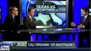 John Stossel - Texas Vs California Economic Policy
