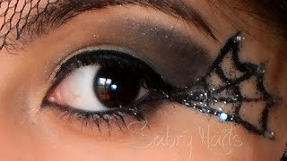Halloween make up tutorial : Strega , witch