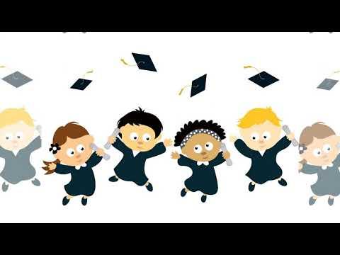 Canción de Graduación   Canción para graduación para niños
