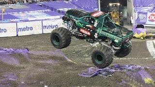 Team RKMTs-JR McNeal-the AMALIE® Motor Oil XTERMIGATOR®,Tampa,FL, 2/1/2014,Raymond James Stadium