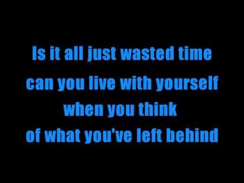 Skid Row - Wasted Time (Lyrics)