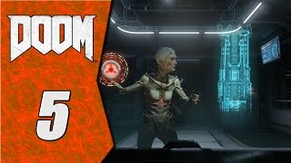 Let 39 s Play DOOM 2016 Part 5 A