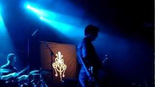 """Amplifier """"Continuum"""" @ Paris Bataclan - 02/05/2012"""