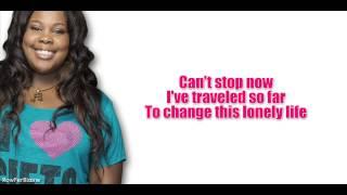 Glee - I Wanna Know What Love Is | LYRICS