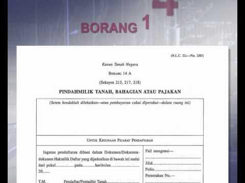 Pelaksanaan Cukai Petak Hakmilik Strata Negeri Pulau Pinang Youtube