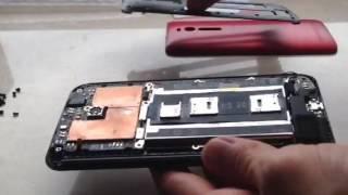 видео Замена микрофона ASUS Zenfone 2 Lazer ZE500KL