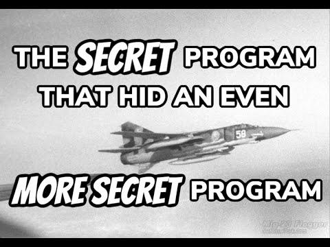 The Secret Program That Hid an Even More Secret Program