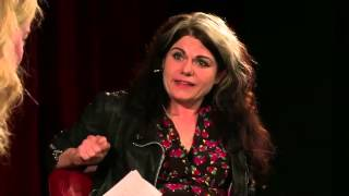 PART ONE OF CAITLIN MORAN LIVE AT THE BLOOMSBURY THEATRE #CAITLINLIVE