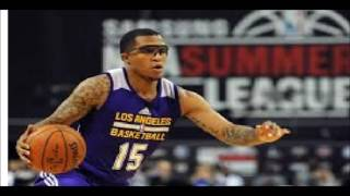 Lakers 2016 Summer League Roster