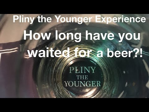 Experiencing Pliny the Younger 2018