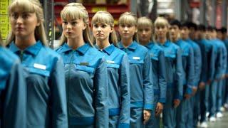 Люди Humans 1 сезон. Сериал.  HD