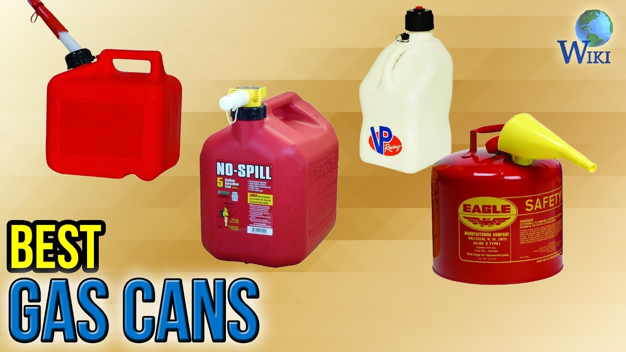 Plastic Gas Cans >> 8 Best Gas Cans 2017