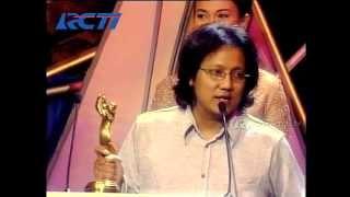 Erwin Gutawa 'Cintaku' Chrisye - Penata Musik Terbaik - AMI 2000