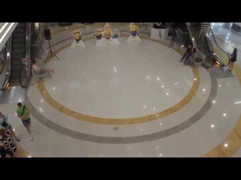 Видео, памяти Майкла Джексона. Флешмоб  ТЦГулливер, Киев. 13062015
