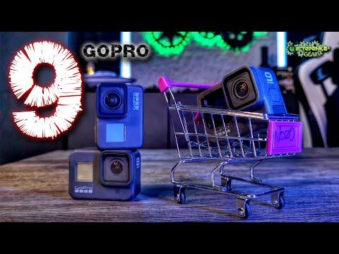 GoPro HERO 9 Black Edition - Стоит ли менять 7 и 8 смотрим тест