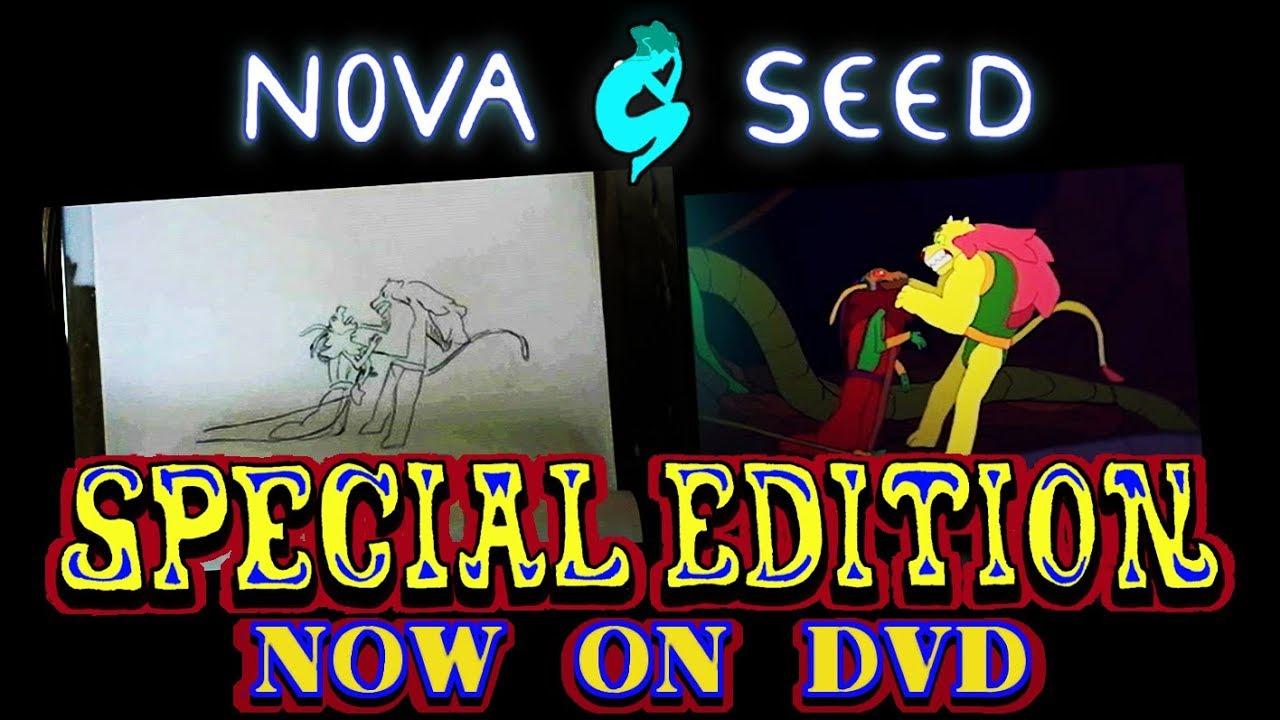 Download Nova Seed (Behind the Scenes) Clip03