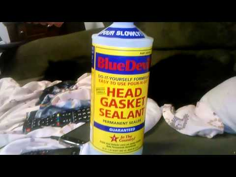 Blue Devil Sealant Review - Girls Get Naked On Cam